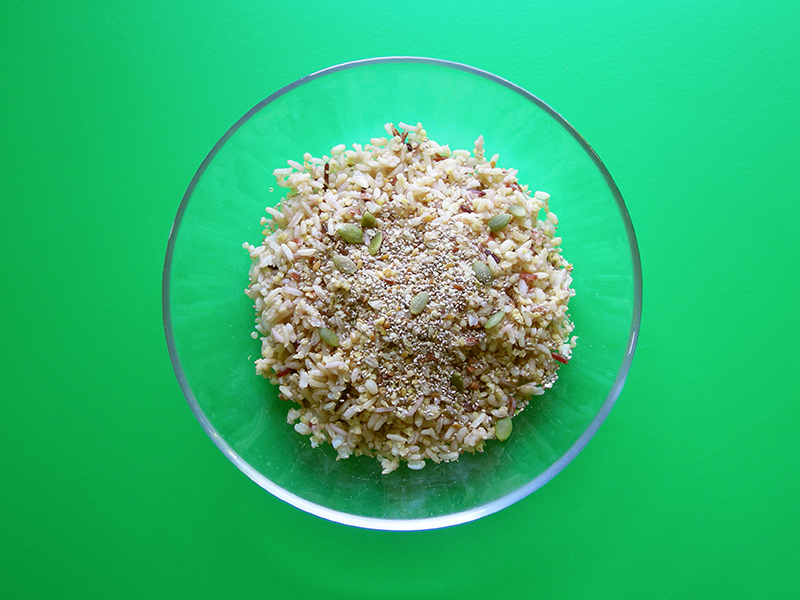 Superfoods brown rice