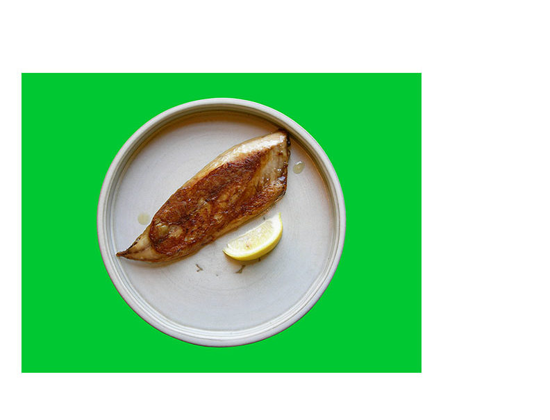 At EVK, we prefer our baked mackerel quite crispy with a fresh squeeze of lemon! Find more delicious world pescetarian recipes at eastvankitchen.com